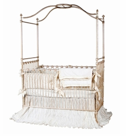 corsican oval canopy crib 41196