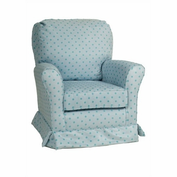 cottage adult glider<br> (designed with your choice of fabric)