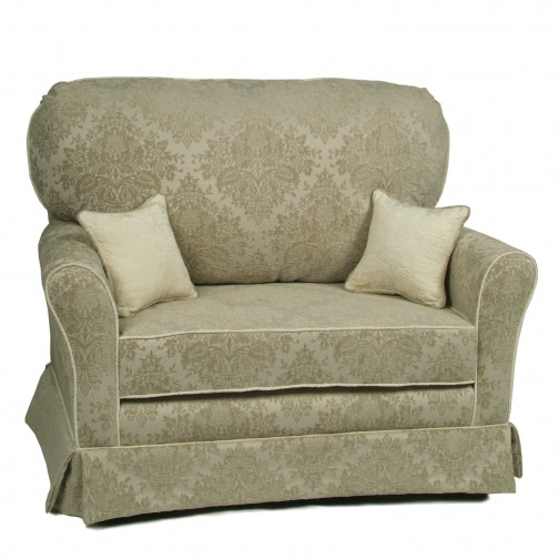 Cottage Chair And A Half Br Designed With Your Choice Of Fabric