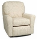 cottage recliner<br> (designed with your choice of fabric)