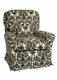 cottage ss adult glider rocker<br> (designed with your choice of fabric)