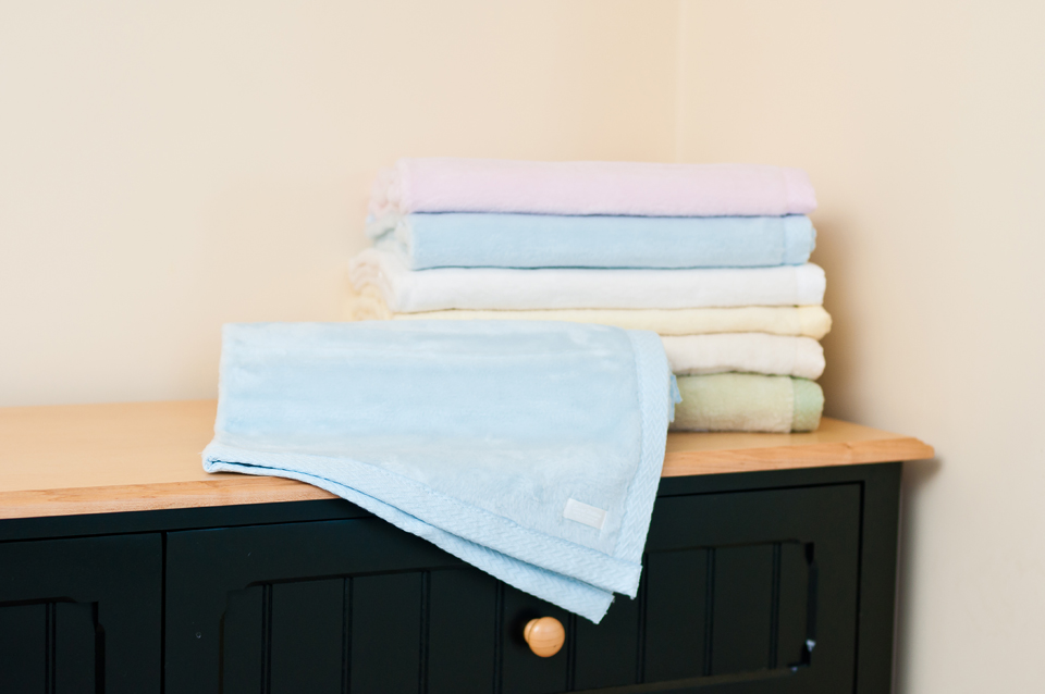 Cotton Baby Blanket By Sweet William Featured At Babybox Com