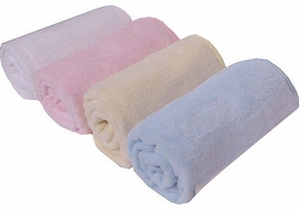 cotton baby blanket by sweet william