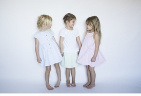 cotton party dresses and outfits
