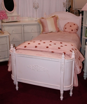 country french bed