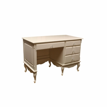 country french computer desk & hutch