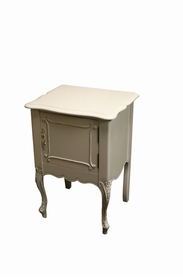 country french one drawer nightstand