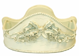 courtney bed crown by villa bella