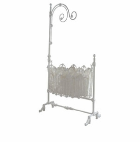 cradle with canopy 41644