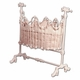 cradle with trumpet 41686