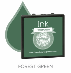 custom stamp inks seals forest green