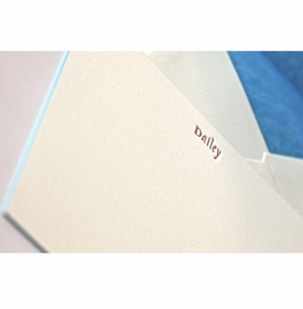 dailey social stationery
