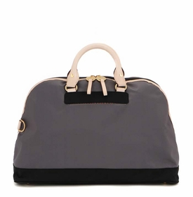danzo baby retro bag - slate with black trim