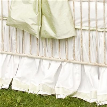 darby crib bedding (custom colors available)