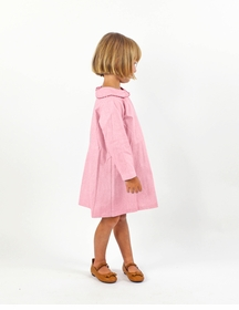 day dress - phillips pink