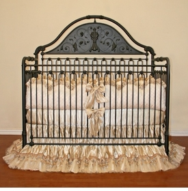 decadence crib bedding set