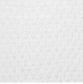 diamond white quilted (grade d)