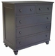 dockside five drawer chest