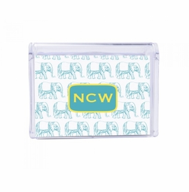 elephant children's note box