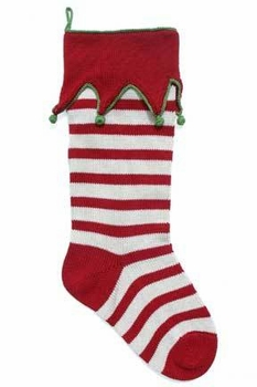 elf christmas stocking 20 inch