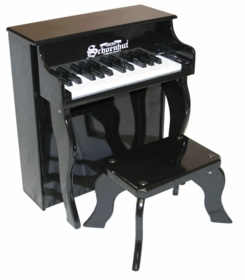 elite spinet toy  piano (25 key)