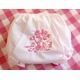 embroidered toile diaper covers