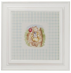 enchanted forest (pig) print
