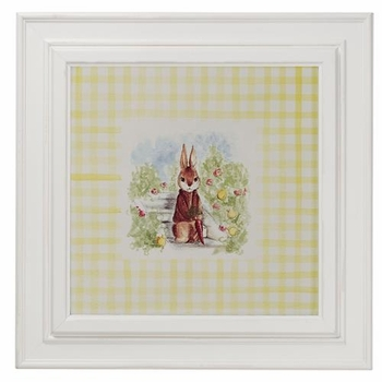 enchanted forest print (rabbit)