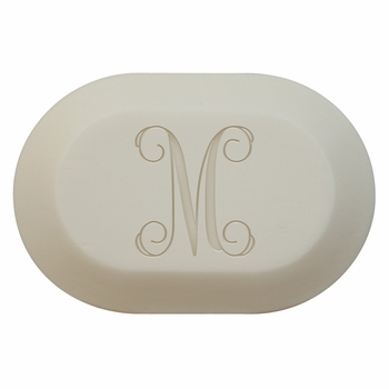 endless lather personalized gift soaps (set of 12) : single initial