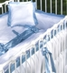 essex crib linens (custom colors available)