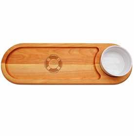 Everyday Board Dip & Serve Personalized Life Preserver