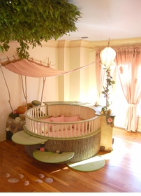 fairy land custom bedroom