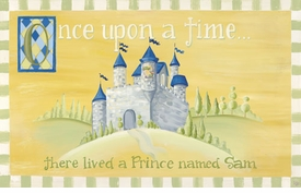 fairy tales boy wall art