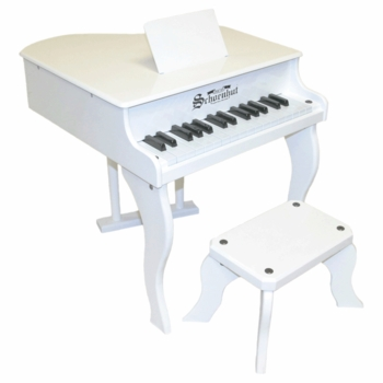 fancy baby grand toy piano (30 key)
