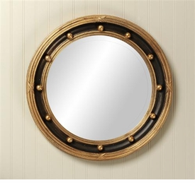 federal mirror (gold gilding)
