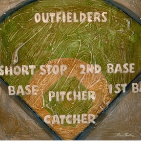 field positions wall art
