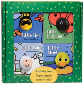 finger puppet book set