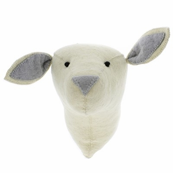 Fiona Walker England Blue Lamb Wall Decor