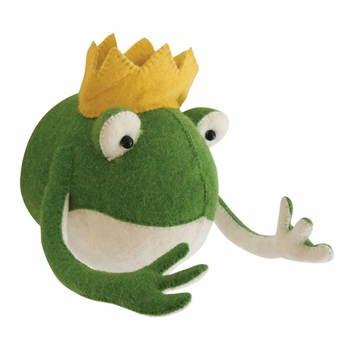 Fiona Walker England Frog Prince Wall Decor