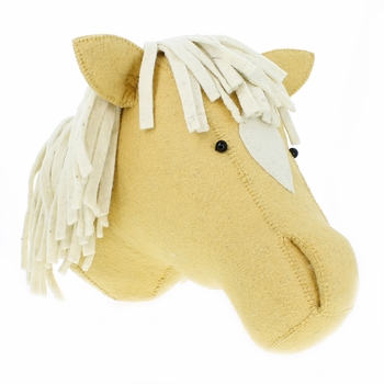 Fiona Walker England Palomino Horse Wall Decor