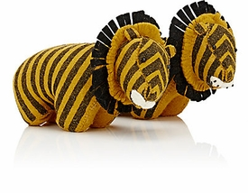 fiona walker tiger book stopper set of two
