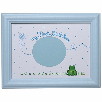 first birthday frame