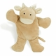 "flatocow 9"" rattle by north american bear"
