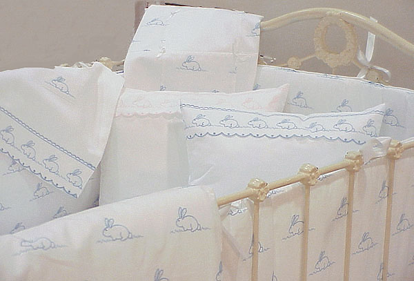 Bunny Nursery Bedding Thenurseries