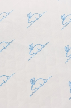 flopsy mopsy bunny fabric by the yard by sweet william