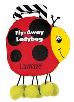 fly away ladybug book by lamaze