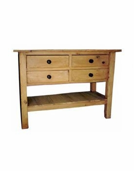 four drawer buffet