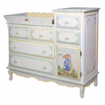 French Changer and Tray Boy's Enchanted Forest