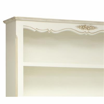 french changer with hutch - versaille finish