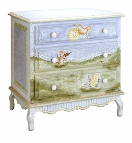 french chest (nursery rhymes)